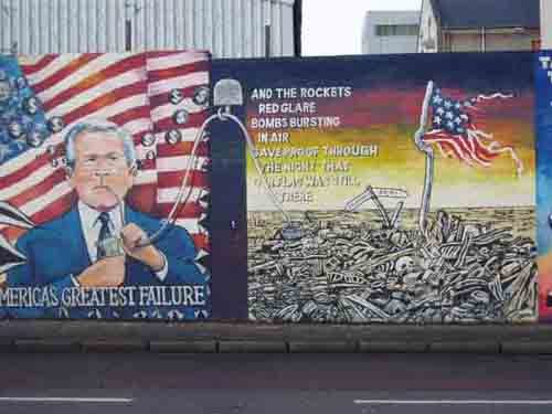 George Bush - America's greatest failure