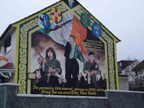 Ballymurphy murals for Mural in belfast