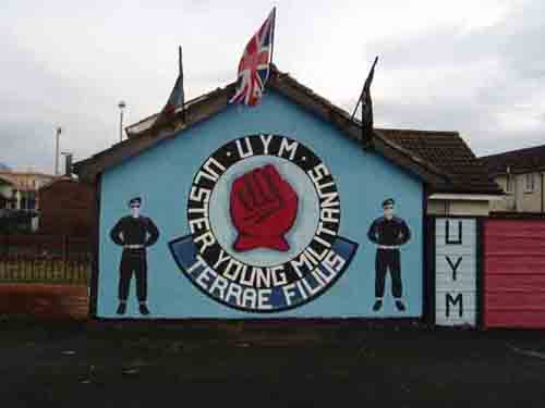 Ulster young militants