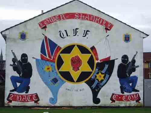 Lower Shankill UFF